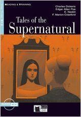 TALES OF SUPERNATURAL+CD (B1.2)