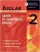 JUGLAR 2.LIBRETA DE COMPETENCIAS. LENGUA Y LITERATURA.