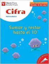 CIFRA 2 SUMAR Y RESTAR HASTA EL 10