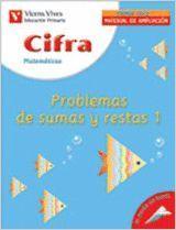 CIFRA 6 PROBLEMAS SUMAS Y RESTAS