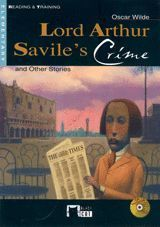 LORD ARTHUR SAVILE'S CRIME. BOOK + CD