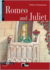ROMEO AND JULIET ESO (+CD)