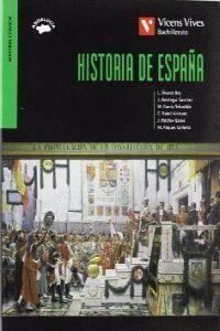 HISTORIA DE ESPAÑA ANDALUCIA