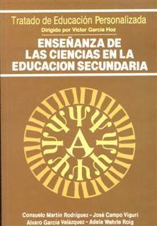 ENSEÑANZA DE LAS CIENCIAS EDUCACION SECUNDARIA