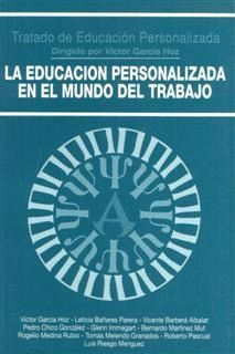 EDUCACION PERSONALIZADA MUNDO DEL TRABAJO