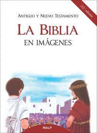LA BIBLIA EN IMÁGENES