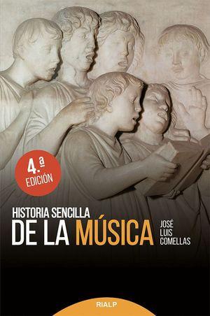 HISTORIA SENCILLA DE LA MÚSICA