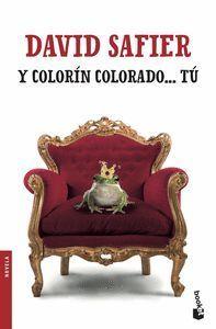 Y COLORÍN COLORADO... TÚ