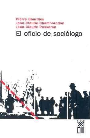 EL OFICIO DE SOCIOLOGO