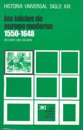 LOS INICIOS DE LA EUROPA MODERNA 1550-1648