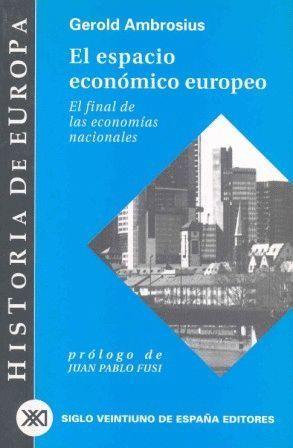 EL ESPACIO ECONOMICO EUROPEO