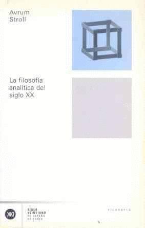 LA FILOSOFIA ANALITICA DEL SIGLO XX