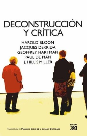 DECONSTRUCCION Y CRITICA
