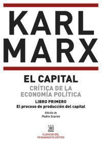 CAPITAL 1 CRITICA DE LA ECONOMIA POLITICA PROCESO DE PRODUC