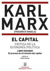 CAPITAL 2 CRITICA DE LA ECONOMIA POLITICA PROCESO CIRCULACI