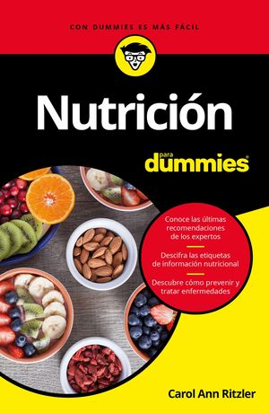 NUTRICION PARA DUMMIES