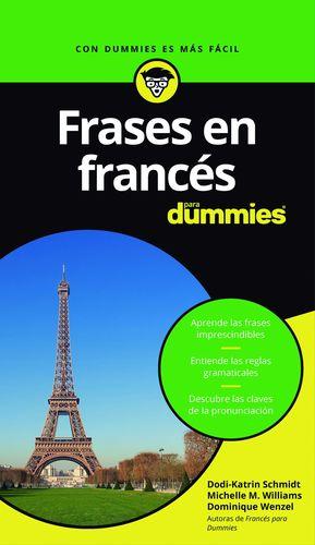 FRASES EN FRANCES PARA DUMMIES