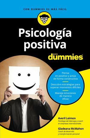 PSICOLOGIA POSITIVA PARA DUMMIES