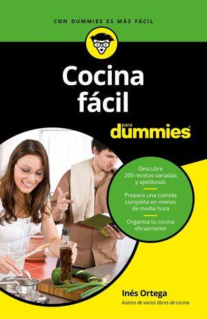 COCINA FACIL PARA DUMMIES