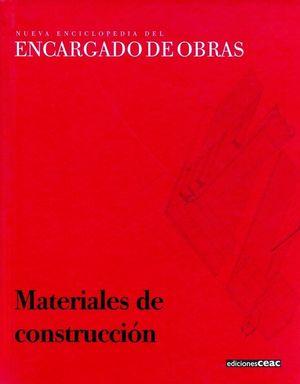 MATERIALES DE CONSTRUCCION (T)