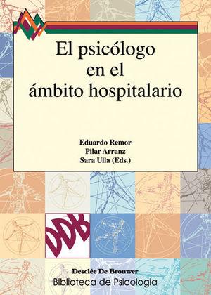 EL PSICOLOGO EN EL AMBITO HOSPITALARIO