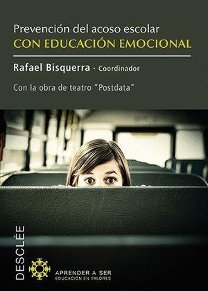 PREVENCION DEL ACOSO ESCOLAR CON EDUCACION EMOCIONAL