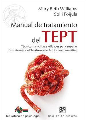 MANUAL DE TRATAMIENTO DEL TRASTORNO DE ESTRES POSTRAUMATICO