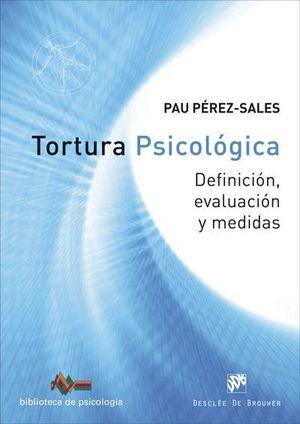 TORTURA PSICOLOGICA
