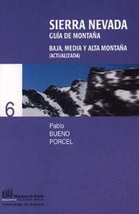 SIERRA NEVADA GUIA DE MONTAÑA + PLANO