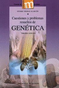 CUESTIONES Y PROBLEMAS RESUELTOS DE GENÉTICA.