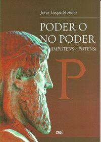 PODER O NO PODER