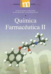 QUÍMICA FARMACEÚTICA II