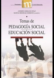 TEMAS DE PEDAGOGIA SOCIAL / EDUCACION SOCIAL