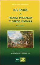 LOS RAROS; PROSAS PROFANAS Y OTROS POEMAS