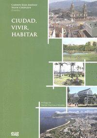 CIUDAD VIVIR HABITAR VILLE HABITAT HABITER (ESPAÑOL FRANCES)