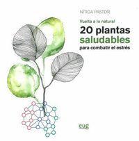 20 PLANTAS SALUDABLES PARA COMBATIR EL ESTRES