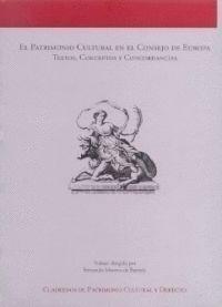 PATRIMONIO CULTURAL EN EL CONSEJO DE EUROPA