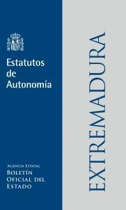 ESTATUTO DE AUTONOMÍA DE EXTREMADURA