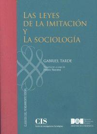 LAS LEYES DE LA IMITACION Y LA SOCIOLOGIA