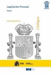 CÓDIGO DE LEGISLACIÓN PROCESAL