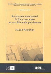 RECOLECCION INTERNACIONAL DE DATOS PERSONALES