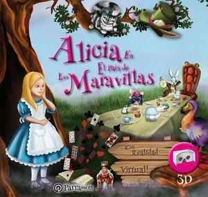 ALICIA EN EL PAIS DE LAS MARAVILLAS (CAJA)