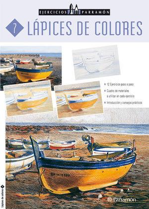 LAPICES DE COLORES 7