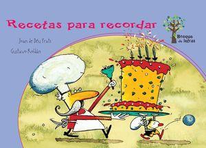 RECETAS PARA RECORDAR