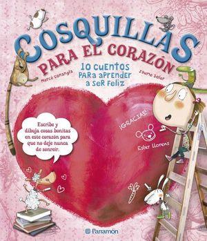 COSQUILLAS PARA EL CORAZON
