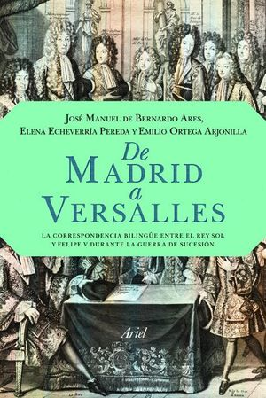 DE MADRID A VERSALLES