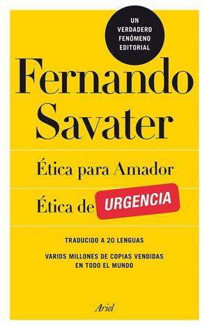 PACK ETICA PARA AMADOR + ETICA DE URGENCIA (ESTUCHE 2 VOL.)