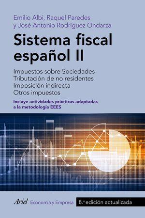 SISTEMA FISCAL ESPAÑOL II (2017)