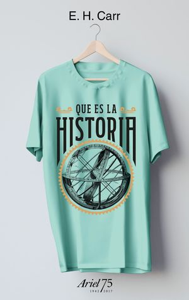 QUE ES LA HISTORIA? (INCLUYE CAMISETA)