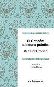 EL CRITICON: SABIDURIA PRACTICA